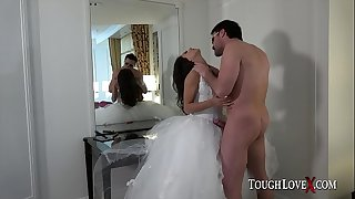 TOUGHLOVEX Jynx Flashes cheats before her wedding