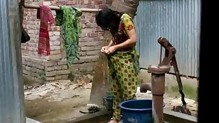 desi girl bathing outdoor for utter movie http://zipvale.com/FfNN
