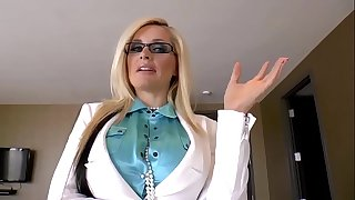 MILF Welcomes Him to Hotel Need More of Her
