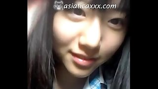 Nice rock hard tease from asian girls on cam